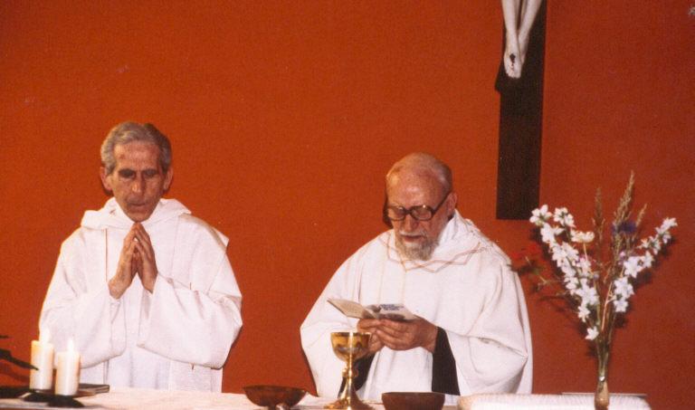 Le père CHEVIGNARD (Dominicain) prêche la retraite à Bitche.