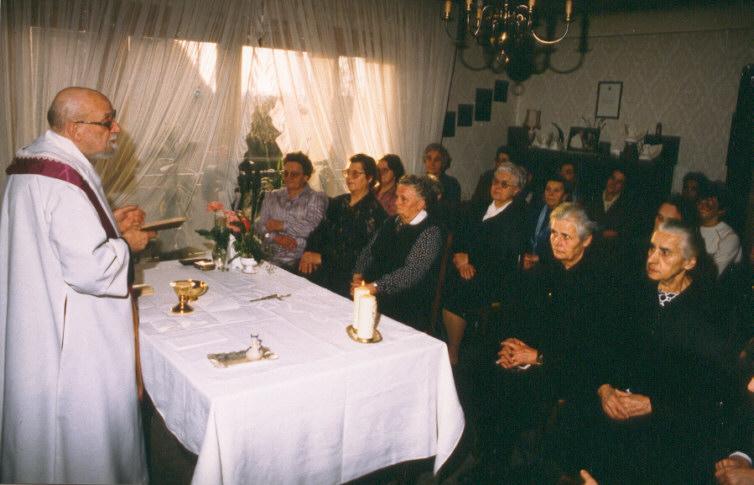 Rencontre du groupe Louis-Elisabeth