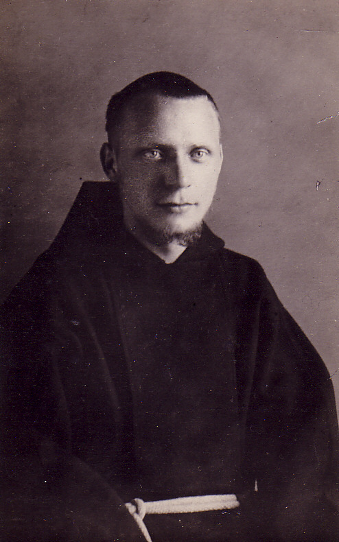 Frère Marie-Joseph, jeune capucin